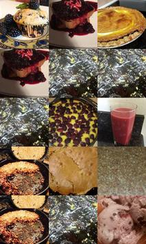Blackberry Recipes स्क्रीनशॉट 3