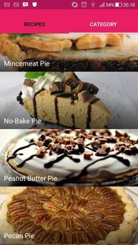 1001 Pie Recipes screenshot 2