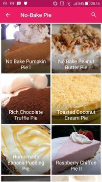 1001 Pie Recipes screenshot 6