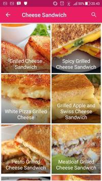 Easy Sandwich Recipes screenshot 5
