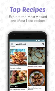Low cholesterol recipes screenshot 3