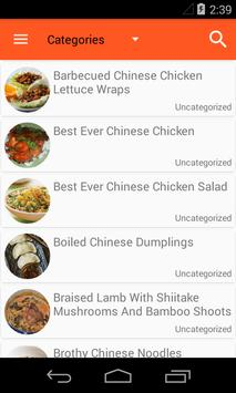 Chinese food recipes apk download free lifestyle app for android chinese food recipes poster forumfinder Image collections