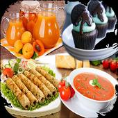 Recipes Cookbook-natural and delicious icon
