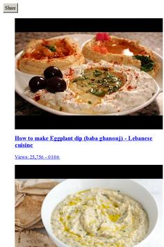 Lebanese food recipes apk download free food drink app for lebanese food recipes apk screenshot forumfinder Image collections