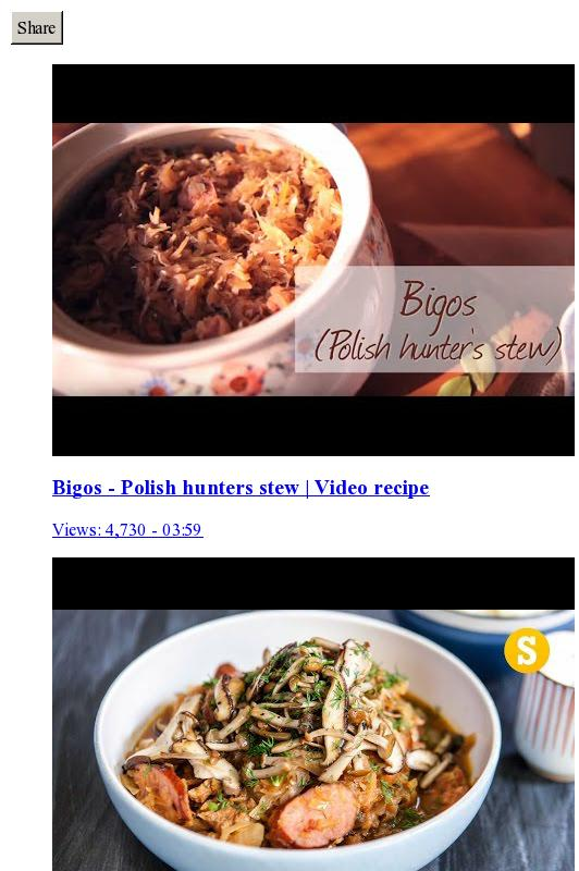 Polish food recipes for android apk download polish food recipes screenshot 12 forumfinder Image collections