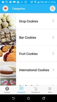 Cookie Recipes screenshot 3