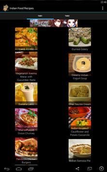 Indian food recipes descarga apk gratis estilo de vida aplicacin indian food recipes poster indian food recipes captura de pantalla de la apk forumfinder Images