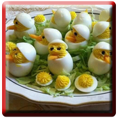 Easter Appetizer Recipes icon