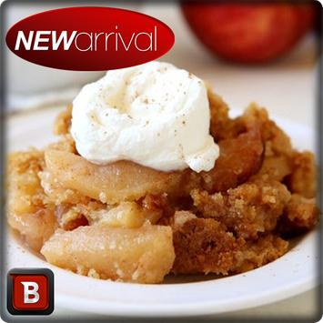 Recipes Apple Cake poster