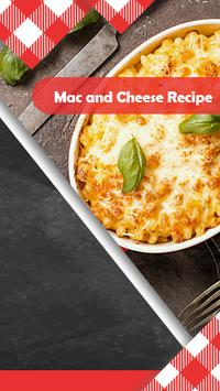 Mac And Cheese Recipe poster
