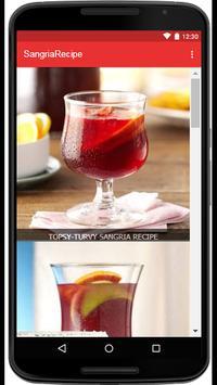 Sangria Recipe screenshot 1
