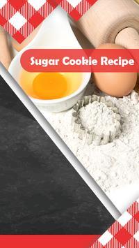 Sugar Cookie Recipe poster