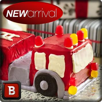 Recipes Birthday Cake apk screenshot