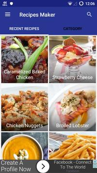 Easy Healthy Recipes poster