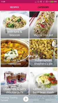 Diabetes-Friendly Food Recipes poster