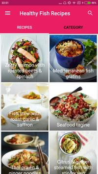 Healthy Fish Recipes poster