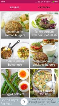 Healthy Kids Food Recipes screenshot 2