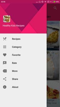 Healthy Kids Food Recipes screenshot 7