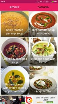 Healthy Soup Recipes screenshot 1