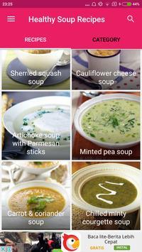 Healthy Soup Recipes screenshot 2