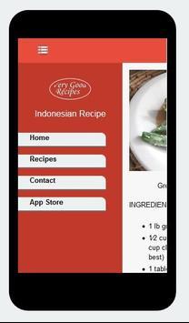 Recipes of Indonesian screenshot 3