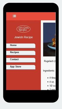 Recipes of Jewish apk screenshot