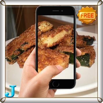 Recipes of Zucchini apk screenshot