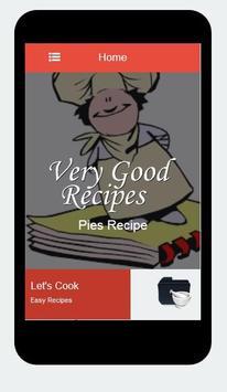 Recipes Pies screenshot 2