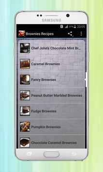 Brownie Recipes poster