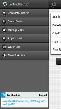 ContractRecruit - Recruiter screenshot 5