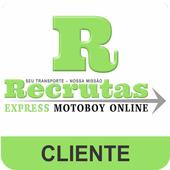 Recrutas Express - Cliente icon