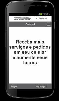 Recrutas Express - Motoboy screenshot 13