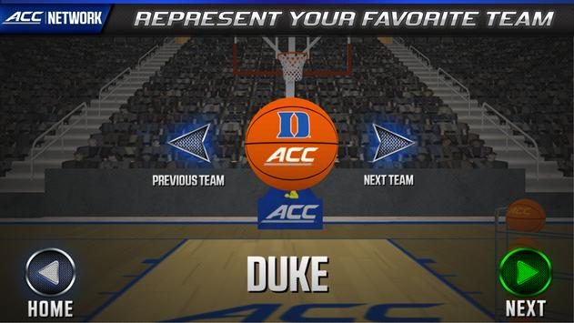 ACC 3 Point Challenge apk screenshot