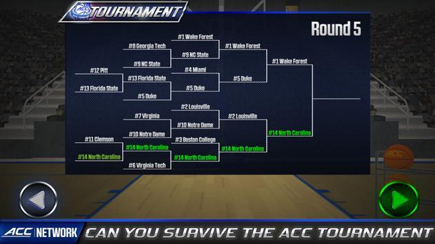 ACC 3 Point Challenge apk screenshot