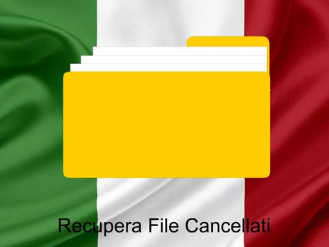 recuperare file eliminati screenshot 1