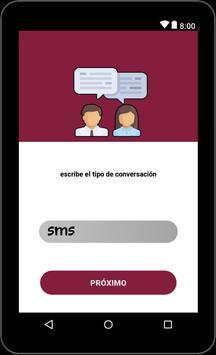 recuperar conversaciones borrados : sms&mensajes screenshot 1