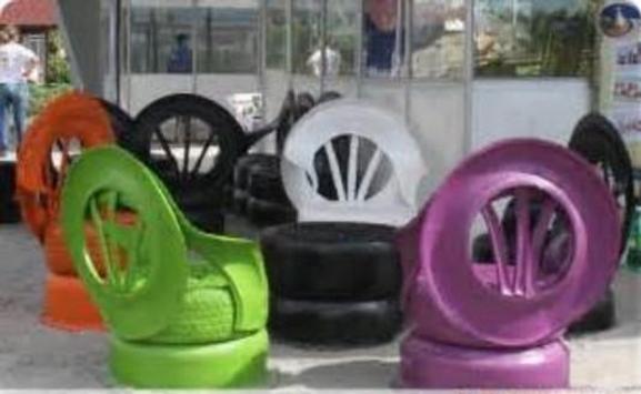 recycle tires apk screenshot