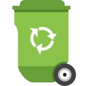 Edinburgh Recycling Banks icon