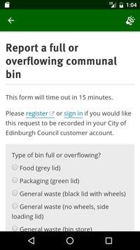 Edinburgh Recycling Banks screenshot 3