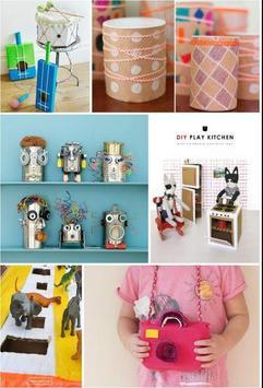 Recycled Craft Ideas screenshot 3