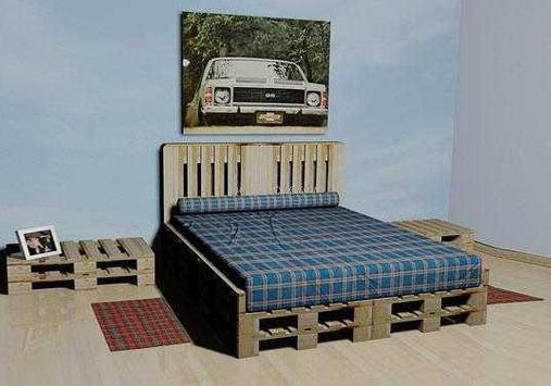 Recycled Pallet Ideas apk screenshot