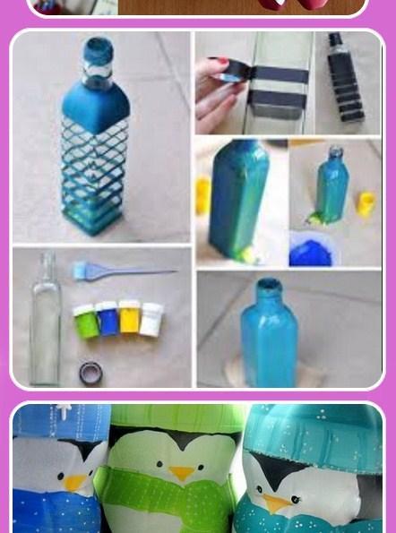 زجاجات إعادة تدوير البلاستيك For Android Apk Download