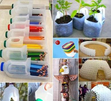 recycling projects ideas screenshot 5
