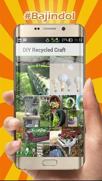 DIY Recycled Crafts Tutorial screenshot 4