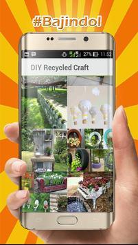DIY Recycled Crafts Tutorial screenshot 6