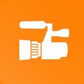 RecZone - Screen Recorder & Video Editor (No Root) icon
