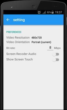 RecZone - Screen Recorder & Video Editor (No Root) apk screenshot