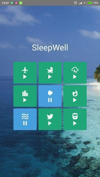 SleepWell apk screenshot