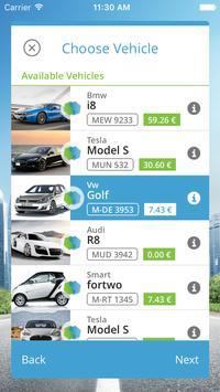 Barkawi Carsharing apk screenshot