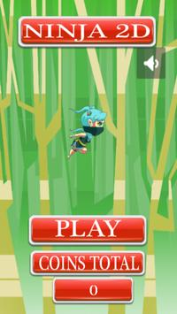 Ninja  2D screenshot 1
